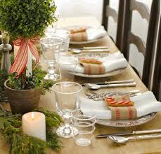 Christmas Ideas For Dining Table by Christmas Ideas For Tables Decorating Dining Walls Buffet Lamps