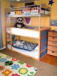 ikea bunk bed hacks triple bunk bed ikea sorta hack spaces bunk bed and triple