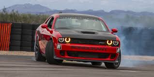 Dodge Challenger Drift Car - the official high performance driving of dodge srt
