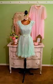 wedding peignoir sets 34 best vintage chiffon nightie sets images on