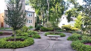 landscaping around trees by landscaping solutions u0026 maintenance