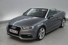convertible audi 2013 used audi a3 cars for sale motors co uk