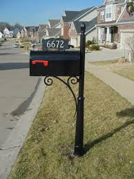 ornamental mailbox 2