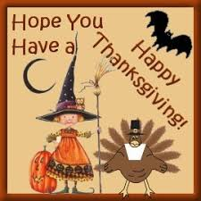 happy thanksgiving a missive from coriander bats
