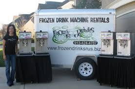 margarita machine rentals frozen drinks r us inc event rentals overland park ks