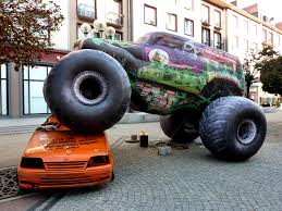 monster truck show today monster jam in wrocław the polish magician