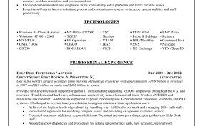 Radiologic Technologist Sample Resume by Entry Level Desktop Support Resume Resume For Your Job Application
