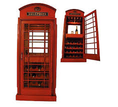 london phone booth bookcase telephone cabinet home design ideas and pictures