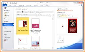 greeting card template microsoft word pacq co