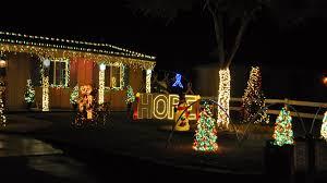 Christmas Lights Ditto U S Navy Mineman Honors Father With Massive Christmas Lights
