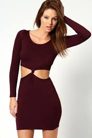 boohoo clothes boohoo womens wow sleeve knot dress ebay