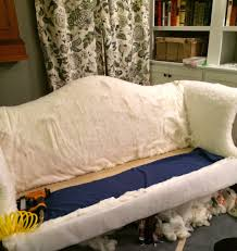 Cost Of Reupholstering Sofa by Right Up My Alley The Courage To Reupholster A Sofa And A Sort