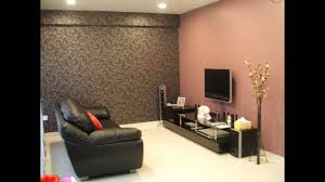 Decor Ideas For Small Living Room Choosing Wallpaper Decor Ideas For Living Room Youtube