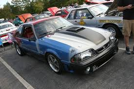 fox mustang pictures tim foreman s 1989 fox mustang of many colors