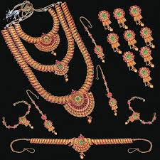 wedding jewellery sets shop indian bridal wedding jewellery sets online jewelmaze
