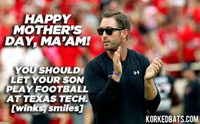 Texas Tech Memes - mother s day messages from sports stars korked bats