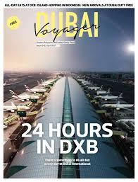 Dubai Voyager April 2017 By Motivate Publishing Issuu