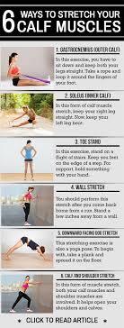 Simple Calf - the 25 best calf exercises ideas on tone calves