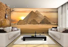Egyptian Bedroom Large Egyptian Wall Decor Design Ideas And Decor