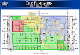 pentagon floor plan file firstfloor pentagon bodies png wikimedia commons