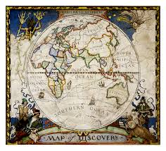 Map Of The Western Hemisphere World Reference Maps Wall Maps