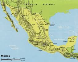 America Del Sur Map by Spanish Web Resources Maps