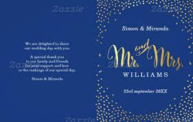 Simple Wedding Program Templates 19 Wedding Ceremony Templates U2013 Free Sample Example Format
