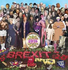 sargeant peppers album cover artist depicts 2016 as the sgt pepper album cover rocknuts