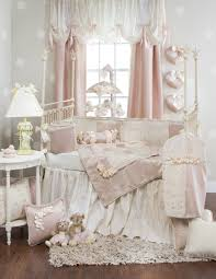 White Nursery Bedding Sets by The Glenna Jean