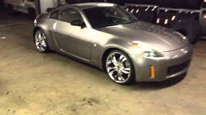 nissan 350z for sale in nc 2005 nissan 350z on 20