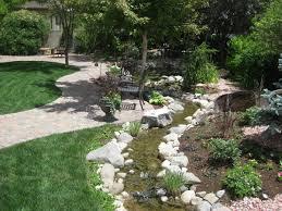 Landscape Ideas For Backyard Home Backyards For Modern House Exterior Backyard Landscape