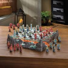 chess sets from the chess piece chess set store dawn of battle