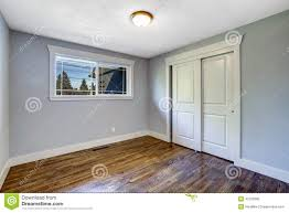 empty light blue room with window stock photo image 42722982