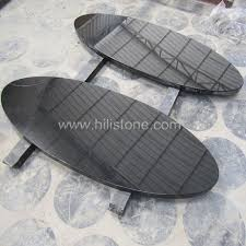 black granite table top black granite polished table top oval manufacturers black granite