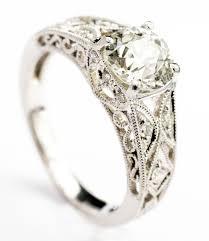 mine cut engagement ring one s mine cut engagement ring bijoux jewels