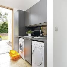 Small Kitchen Design Ideas Housetohome Modern Grey Utility Room Kitchen Designs Bespoke Kitchens