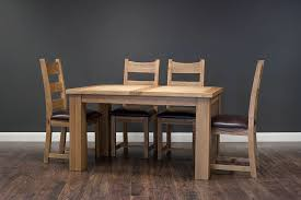 Large Extending Dining Table Sorrento Large Extending Dining Table Oak Furniture By House Of