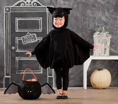 Toddler Bat Halloween Costume Bat Costume Pottery Barn Kids