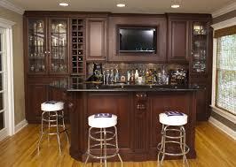 Basement Bar Top Ideas Bar Amazing Custom Bar In Basement Lumber For Bar Top Black