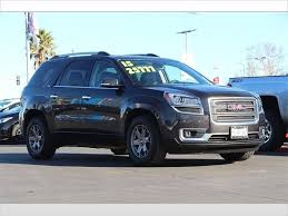 gmc acadia check engine light used 2015 gmc acadia for sale in oakland ca edmunds