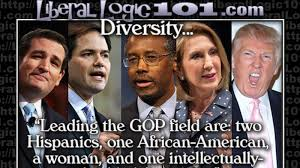 Meme Why - why the republicans are the true party of diversity perfectly