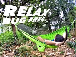 g4free mosquito net hammock youtube