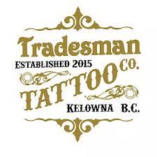 our tattoo artists tradesman tattoo company kelowna