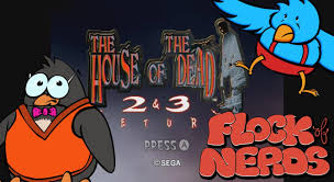 Animated Halloween Graphics by House Of The Dead 2 Gameplay