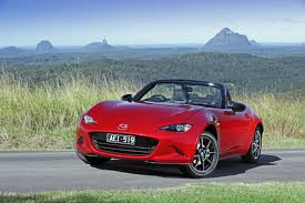 mazda car range australia fourth generation mazda mx 5 arrives in australia forcegt com