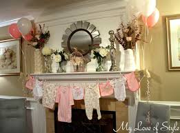 Shabby Chic Baby Shower Ideas by Best 25 Baby Shower Clothesline Ideas On Pinterest Message For
