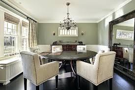 Mirror Over Dining Room Table - bassett mirror dining room furniture sophie mirrored dining table