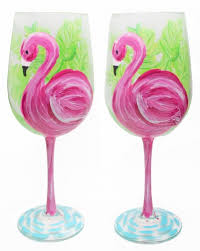 paint nite wine glass painting niko bar 08 22 17