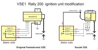 urutan warna kabel untuk cdi vespa p150s strada