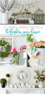Best  Spring Home Decor Ideas On Pinterest Spring Decorations - Simple home decorating ideas